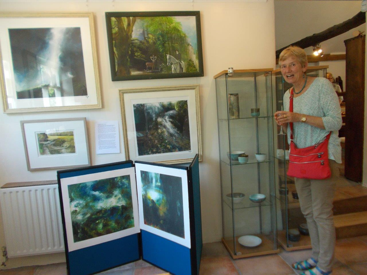 Binsted Arts Festival exhibition at Forge Gallery