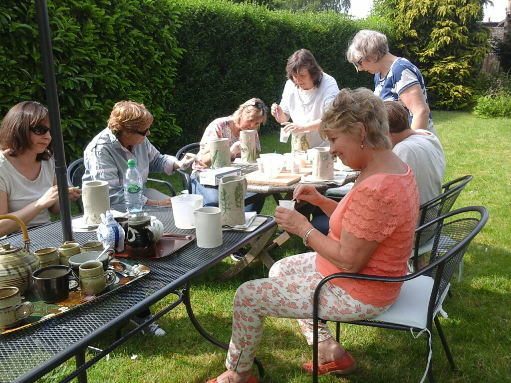 Binsted Arts Festival Pottery Workshop