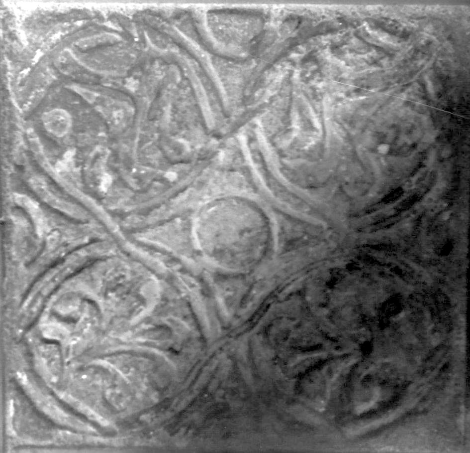 medieval tile binsted